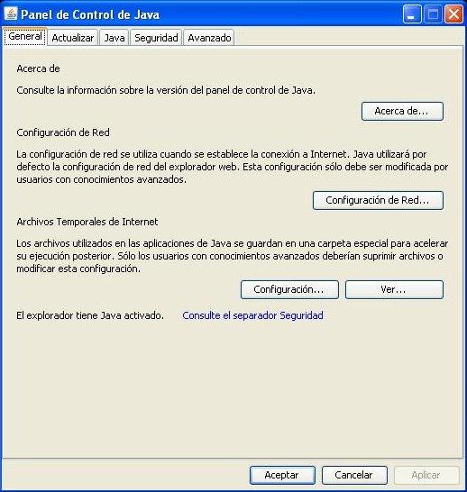 Configure Java 1