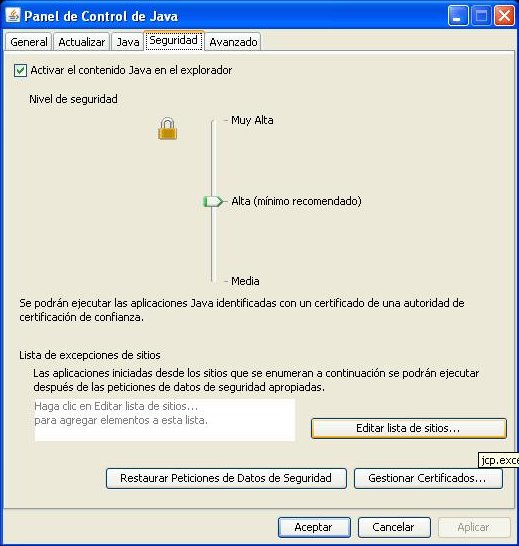 Configure Java 2